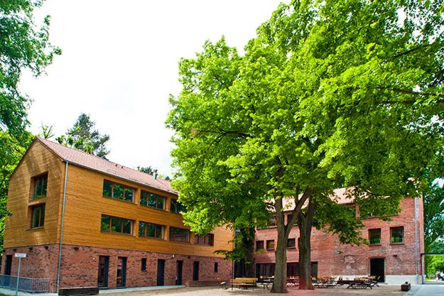 Die Entstehung des Umwelt-Bildungszentrum Berlin