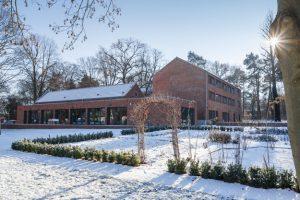 Das Umwelt-Bildungszentrum Berlin im Winter