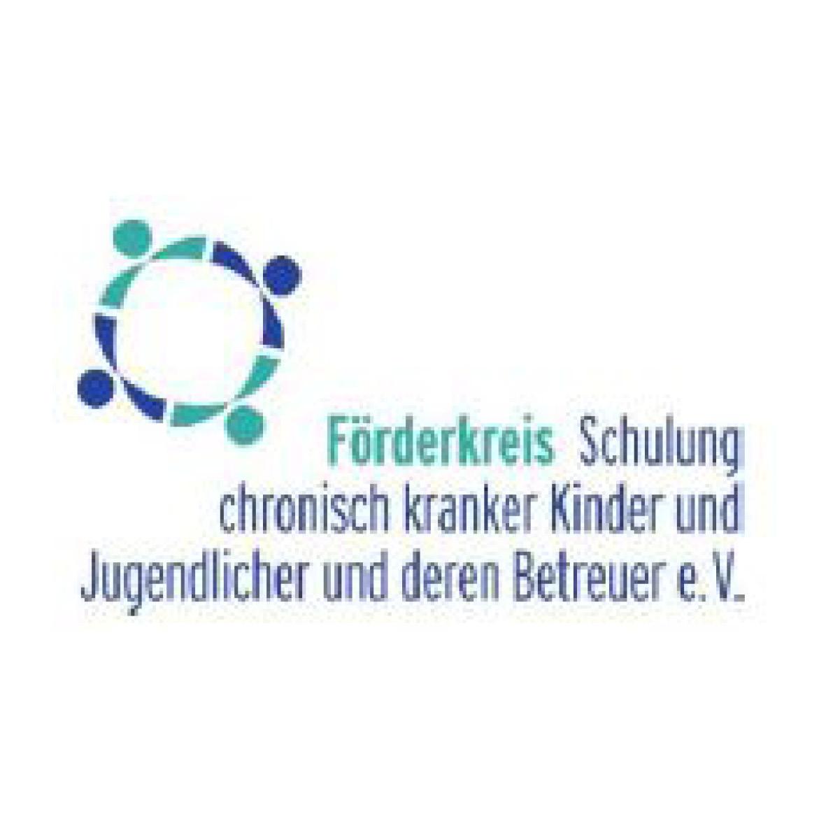 Foerderkreis Schulung chronisch Kranker Kinder und Jugendlicher und deren Betreuer Logo