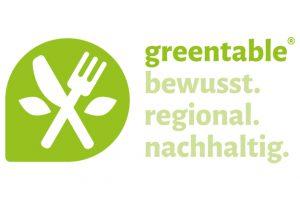 Logo des Zertifikats greentable