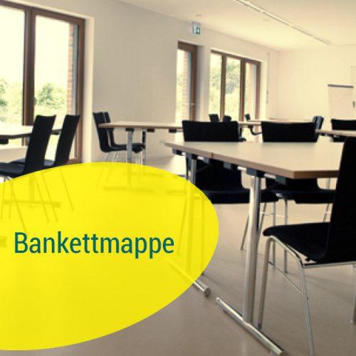 Bankettmappe