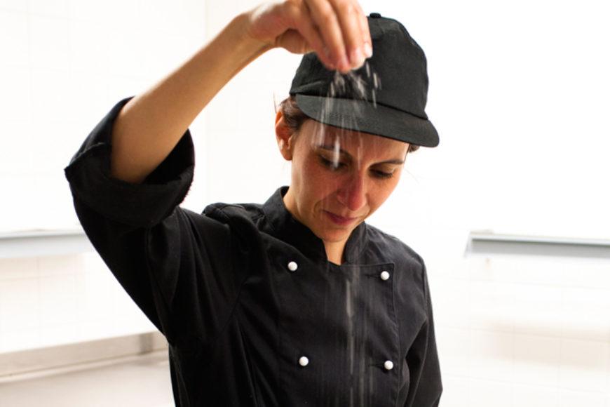 Besuchen Sie die Kochshow unserer zukünftigen Profis